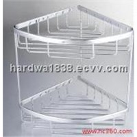 High-Quality Chrome Plating, Soap Net Handrails