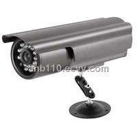 IR 20m Waterproof IP Camera with H.264 compression