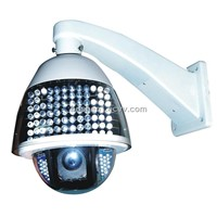 IR High Speed Dome Camera with PTZ