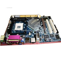 Intel 865GV Motherboard with Lan, VGA and Sound Onboard