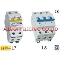 L7 L8 Mini Circuit Breaker (MCCB)