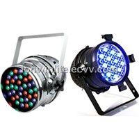 LED High Power Par 64 (1w/3w) Stage Lighting