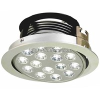 LED Ceiling Light Downlights (15x1W)
