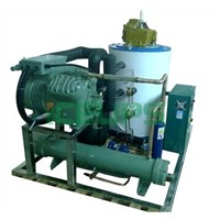 Marine Water Flake Ice Machine