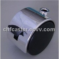 Nylon Twin Wheel Caster