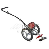 On Wheel Brush Cutter / Grass Trimmer