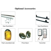 Optional Accessories of Sliding Gate Opener
