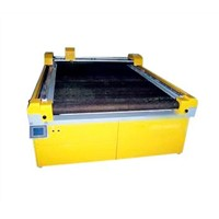 Plastic Cutting and Engraving Machine