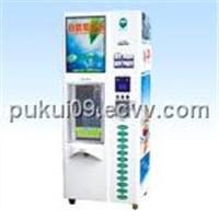 RO-100A-E Water Vending Machine (With Washing Bottle)