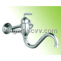 Rinsed Kitchen Faucet GH-12606