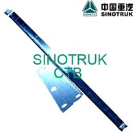 Sinotruk Parts Glass Guide Right
