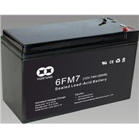 Sealed Rechargeable Lead-Acid Battery