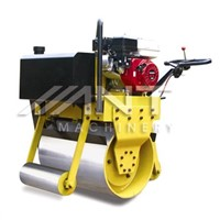 Soil Road Roller Single Wheel