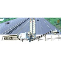 Soilcement Central-Plant Mixing Equipment