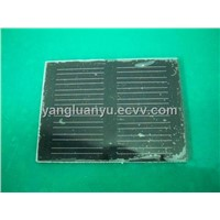 Solar panels for solar lamps
