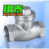 Stainless Steel Female Check Valve
