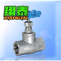 Stainless Steel Female Globe Valve (J11W)