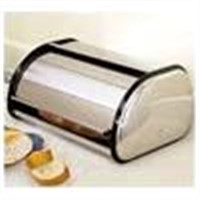 Stainless steel bread box 1