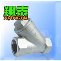 Steel Female Thread Y-Filter(YS11)