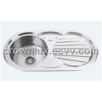 Stone Bathroom Sinks (GH-809)