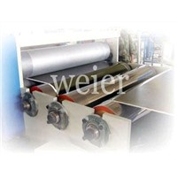 TPU Sheet Extrusion Production Line / Plastic Extruder
