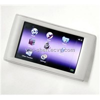 Touch Screen MP4 Player with G-Sensor