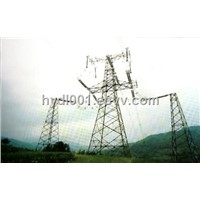 Transmission Power Tower