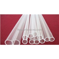 Transparent Quartz Tubes