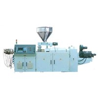 Conical (Parallel) Twin Screw Extruder