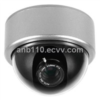 Vandal-proof IP Dome with H.264 Video View by IE and Client Software