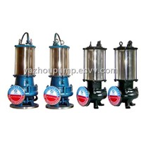 WQ, JYWQ Type Submersible Pump & Sewage Pump