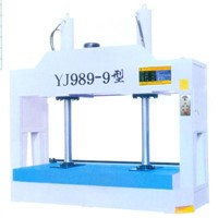YJ989-9 Hydraulic Press Machine / Cold Press Machine