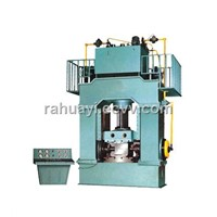YT Tee Cold Forming Machine