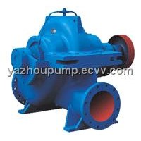YZOS Series Single-stage Double-suction Mid-open Centrifugal Pump