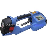 electric plastic strapping tool