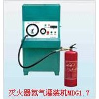 Fire Extinguisher Nitrogen Filling Machine (MDG1.7)