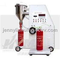 Fire Extinguisher Powder Refilling Machine GFM8-2
