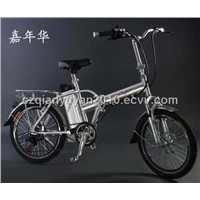 Folding Bike with Lithium Battery-Jia Nian Hua