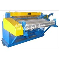 full automatic stainles steel welded wire mesh machine