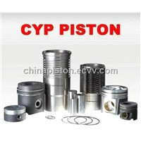 gasoline engine piston