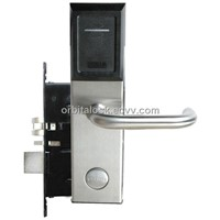 Security Hotel Keycard Lock