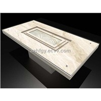 Natural Travertine Table