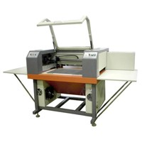 Organic Glass Cutting And Engraving Machine