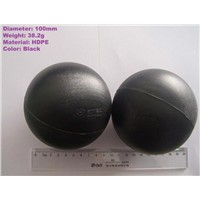 Plastic water floating or Disposal Sewage Ball or mining industry (100mm)