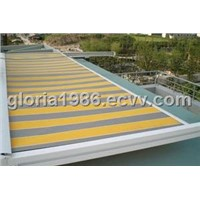 Roof-Style Awnings/Sunshade
