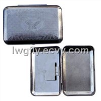 small metal box