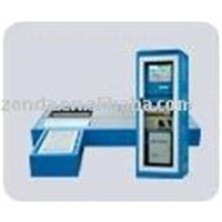 Test Lane (L2000A), Testing Equipment,Brake Tester