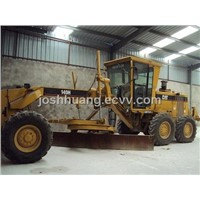 Used Caterpillar Motor Grader 140H