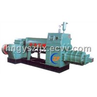 Vacuum Extruder-China Clay Brick Making Machine