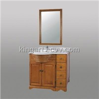 wooden kitchen cabinet KA-D4003